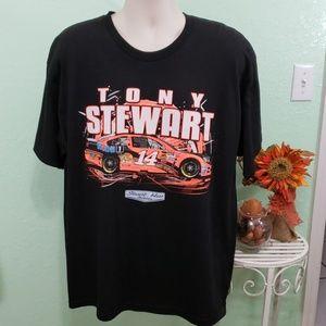 NASCAR TONY STEWART t shirt